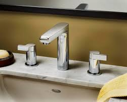 Moen Monticello Roman Tub Faucet Brushed Nickel by Ideas Mesmerizing Sink Design With Cool Moen Boardwalk Faucet