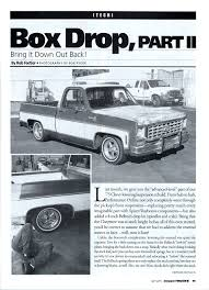 100 Drop Trucks Rear Static Suspension Classic