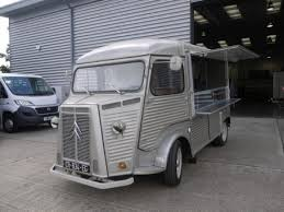 Vintage Catering Vans For Sale