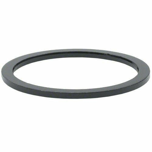 Wheels Manufacturing Headset Spacer - 1.5mm, 1-1/8in, Black