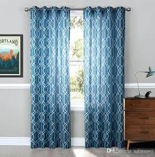 Walmart Grommet Top Curtains by Blue Curtains Blackout Bed Blue Blackout Curtains Walmart