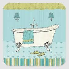 badezimmer aufkleber zazzle de