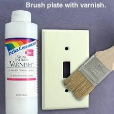 How to Paint Plastic Outlet and Switch Covers