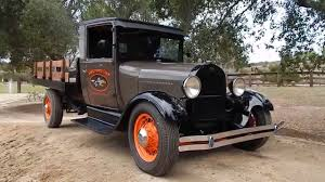 100 1928 Ford Truck Model A Stake Bed Pickup YouTube