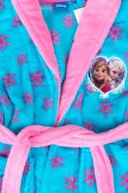 chambre la reine des neiges robe de chambre la reine des neiges turquoise toluki