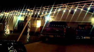 Christmas Tree Lane Turlock Ca by Oxford Court Christmas Train 2011 Turlock Ca Youtube