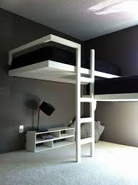 chambre mezzanine adulte amenagement chambre frais lit mezzanine adulte et aménagement