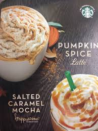 Pumpkin Frappuccino Starbucks by Madren Conference Center And Inn Come Taste Fall With Us