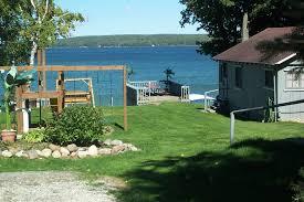 Hubbard Lake Michigan Fishing West Wind Cottages Lodging Getaways