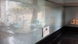 Quality Glass Spalshback Kitchen