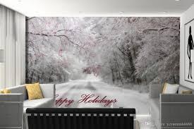 großhandel schöne winter natur tapete wände schnee landschaft tapeten wohnkultur wohnzimmer wandmalerei design yeyueman6666 23 65 auf