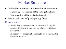 Define The Term Decorous by Chapter 6 Market Structure Chapter 8 Competitive Strategy Ppt