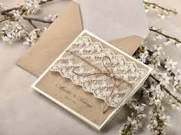 Wedding Invitations Rustic 2719 In Addition To Invitation Suite Lace