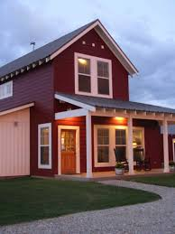 Exterior: Breathtaking Image Of Home Exterior Decoration Using ... 63 Best Paint Color Scheme Garnet Red From The Passion Martha Stewart Barn Door Farmhouse Exterior Colors Cided Design Inexpensive Classic Tuff Shed Homes For Your Adorable Home Homespun Happenings Pallets Frosting Cabinet Bedroom Ideas Sliding Doors Sloped Ceiling Steel New Chalk All Things Interiors Fence Exterior The Depot Theres Just Something So Awesome About A Red Tin Roof On Unique Features Gray 58 Ready For Colors Images Pinterest