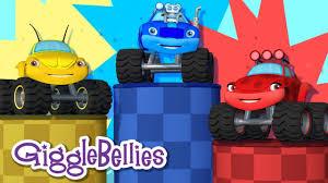 100 Mega Truck Racing Monster Truck Racing For Kids Kids YouTube