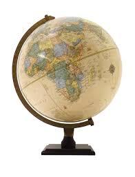 fr cuisine the bradley antique globe terrestre 30 cm amazon fr cuisine