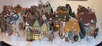 Dept 56 Halloween Village Retired by Christmas Village Fun Blog My Own Department 56 Dickens Village