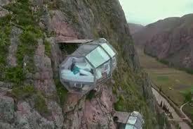 The Pods Are Suspended 400 Metres In Air Image Facebook 24 Horas El Diario Sin Limites1 Of 6