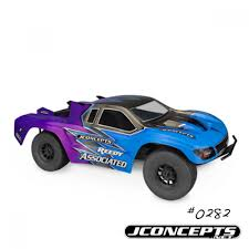 J Concepts JC0282 HF2 Low Profile Short Course Truck Body