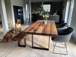 massivholztisch esstisch holztisch tisch auf maß www