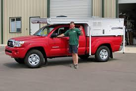 100 Tacoma Truck Camper We Love All Of Our Customer Yet Have A Special Place For Our