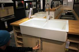 Ikea Domsjo Sink Single by Best Farmhouse Kitchen Sinks Designs U2014 Luxury Homes