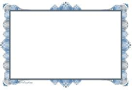 Certificate Border Design Template