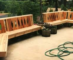 wooden patio bench plans wooden patio furniture plans free