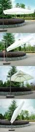 Patio Umbrella Offset Tilt by Umbrellas 180998 8 Ft Patio Umbrella Aluminum Crank Tilt Table