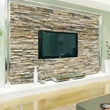 3d tapete schlafzimmer wohnzimmer wandbild moderne faux ziegel stein wand hintergrund oe
