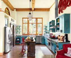 10 Ways To Create A Colorful Vintage Style Kitchen Turquoise DecorTurquoise