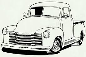 100 Delivery Truck Clipart Collection Of Black And White High FREE