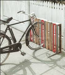 Diy Bike Racks 14 Ways Of Building Your Own Pallet Rack