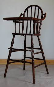 Dining Room: Lovable Jenny Lind Wooden High Chair For ...