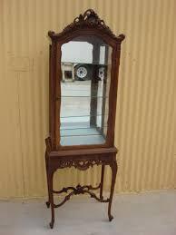 Vintage Curio Cabinet Smart Ideas