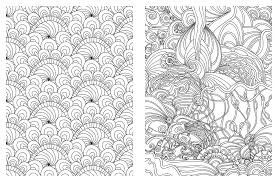 Super Design Ideas Adults Coloring Books Amazon Posh Adult Book Soothing Designs For Fun