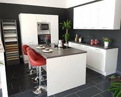 neue küche mit insel hochwertige hochglanz einbauküche nach maß