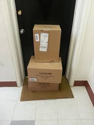 So This Is How Barnes & Noble Shipped The 3 Vinyl Records I ...