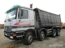 100 2000 Trucks For Sale Used MercedesBenz 4148 Dump Year Price 31136 For