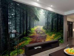 Wall Mural Decals Nature by Wall Decals Nature Wall Decals Vinyl Wall Decal By Birdyfish Full