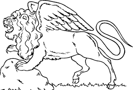 Lion Color Page Printable Coloring Pages