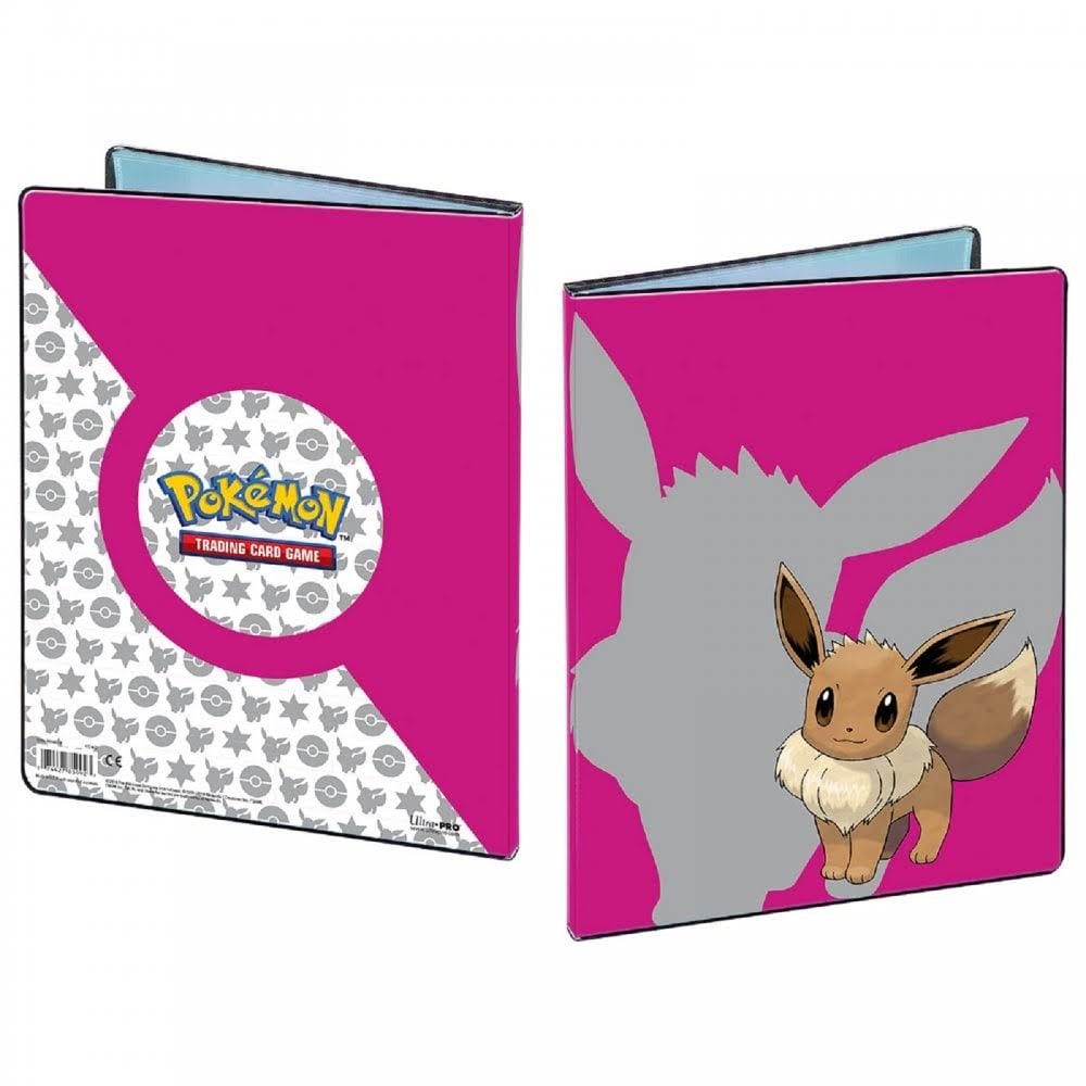 Ultra Pro Pokemon Eevee 2019 9 Pocket Portfolio