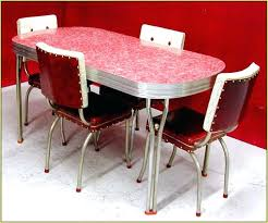 Vintage Kitchen Table Retro Tables And Chairs Set For Sale