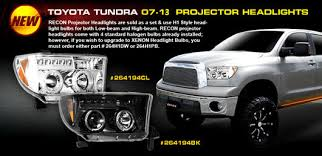 recon part 264194bk toyota tundra 07 13 sequoia 08 13