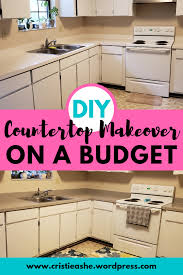 100 How To Change Countertops Refinish Your On A Budget DIY Home Improvement On A