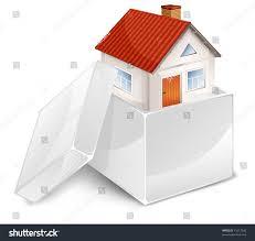 100 Small Beautiful Houses House Open White Box