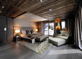 chalet chambre déco chalet montagne 100 idées déco inspirantes bed room log
