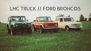 LMC Truck // Ford Broncos On Vimeo Lmc Truck Door Mirrors Youtube Ford 7379 Model Two Stereo From Enthusiasts Forums Lmctrucklife Mariah Campbell Her 78 Family Memories 1955 F100 Lmc Life Tailgate Primer Bruce Cronraths 1969 Hot Rod Network Rear Mount Gas Tanks 1961 Goodguys 2016 Of The Yearlate Winner F150 Archives Page 6 21 3 Color Led Light 1950 F1 Farm Molded Carpet Installation In A Chevygmc C10