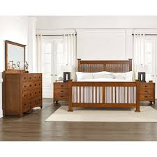 Vaughan Bassett Dresser Drawer Removal by Brantley 5 Piece King Bedroom Set