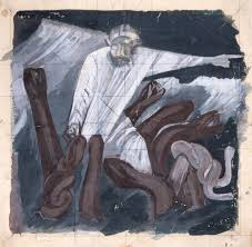 Jose Clemente Orozco Murals by A Review Of U0027men Of Fire José Clemente Orozco And Jackson Pollock